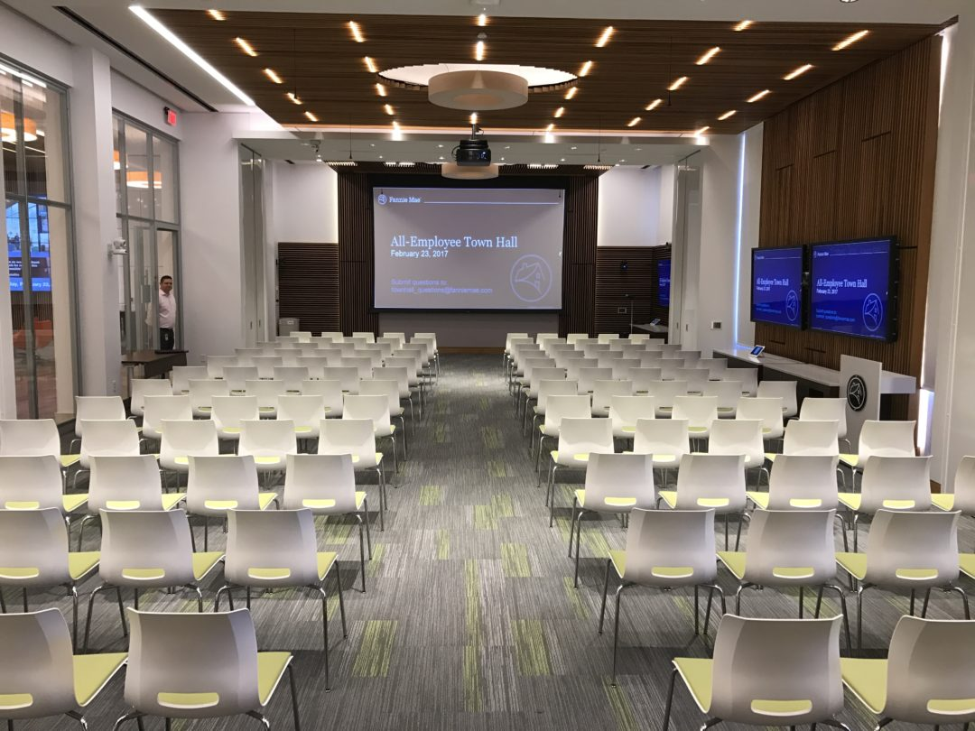 Meeting Room Av System American Amplifier And Tv Corp