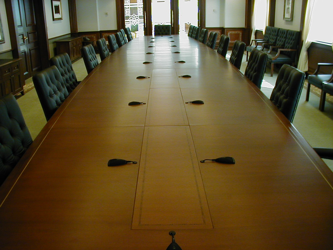 Board Room Audio Visual System