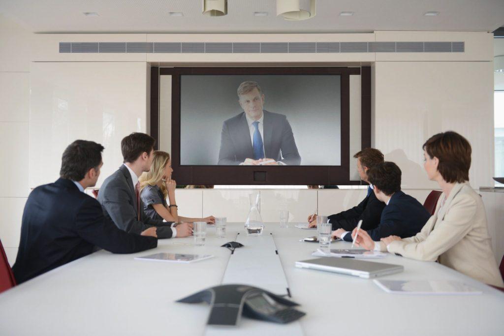 Video Conference Room AV System