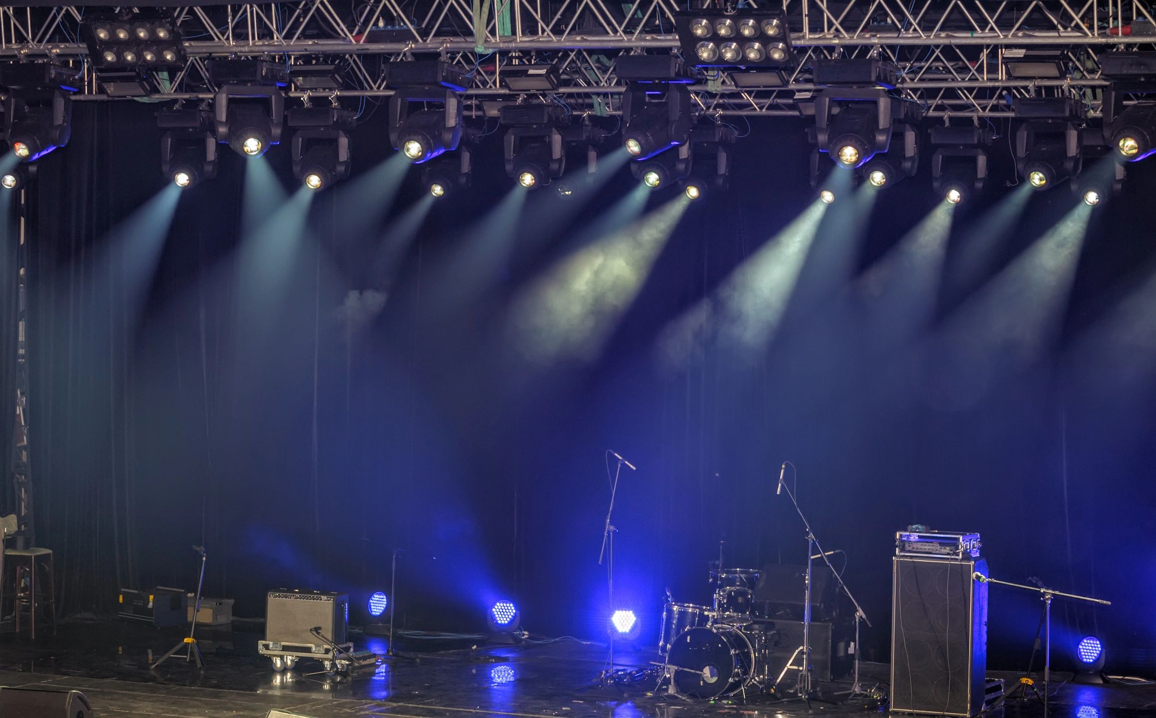 Performing Arts Sound System