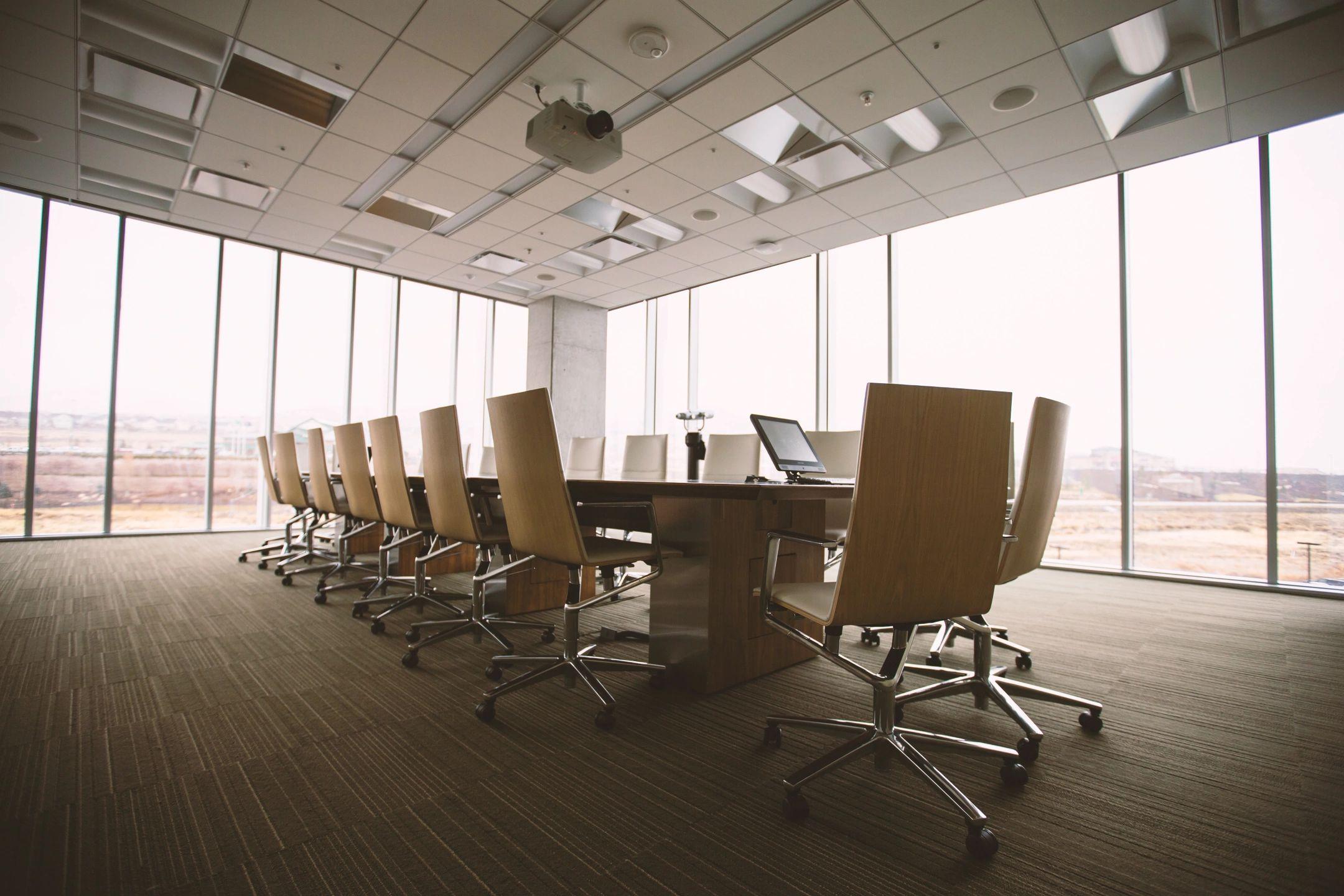 AV System Presentation room