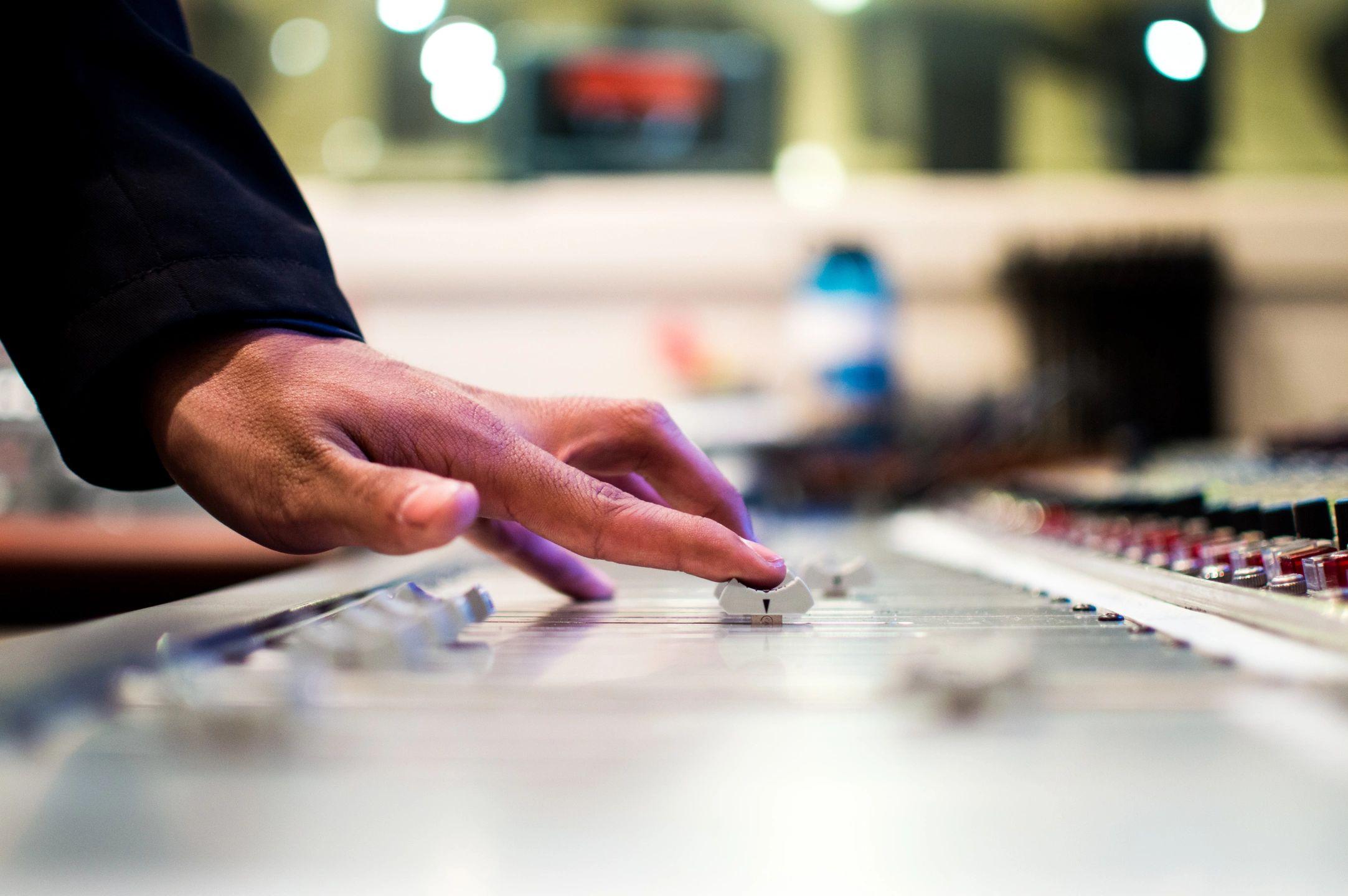 Mic Mixer Mixing Board