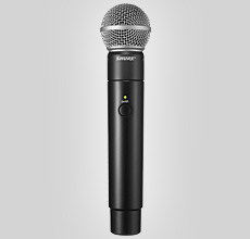 SHURE MXW2/SM58 Handheld Wireless Microphone Transmitter