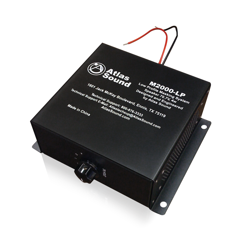 Atlas IED M2000 Sound Masking Speaker