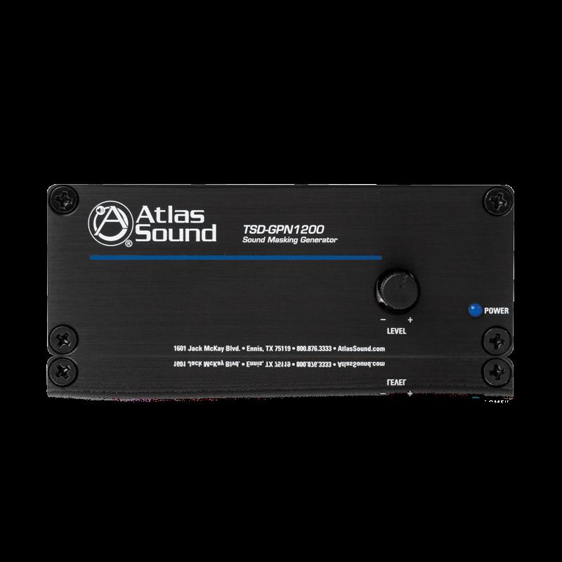 AtlasIED TSD-GPN1200 Sound masking Generator