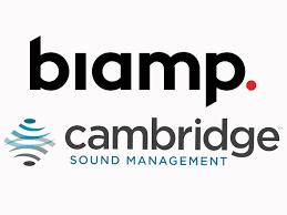 Biamp audio DSP and Cambridge sound masking