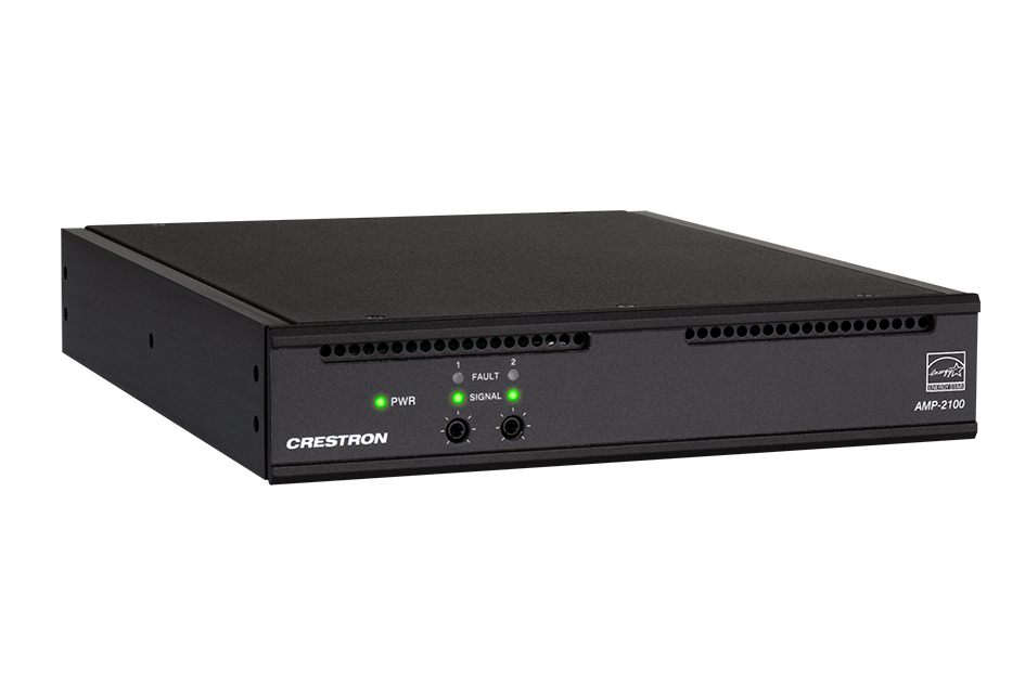 Crestron AMP 2100-70 2-channel 100W 70V Amplifier