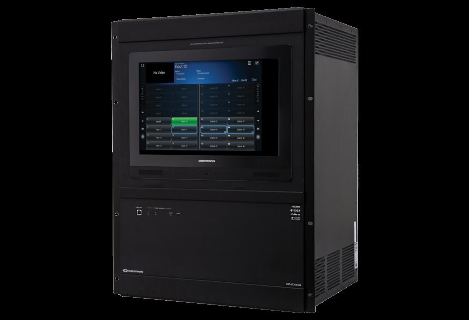 Crestron DM-MD64x64 DigitalMedia Switcher