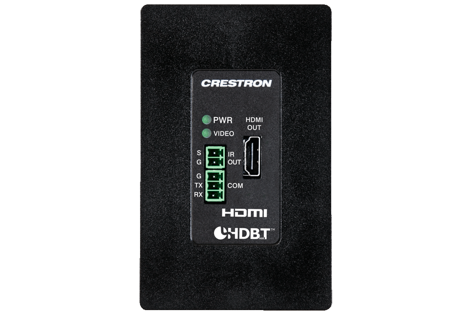 Crestron DM-RMC-4K-100-C-1G Digital Media Receiver & Room Controller
